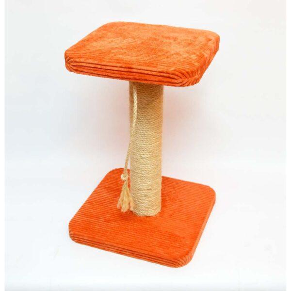 Когтеточка на тканевой основе оранжевая